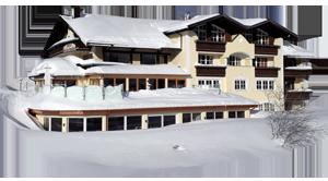 Hotel Heckelmiller im Winter