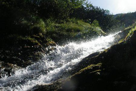 Wasserrauschen
